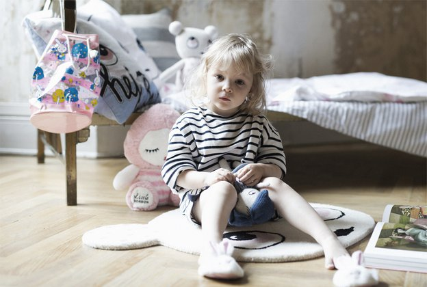 Toffe kinderkamer accessoires van Deens merk